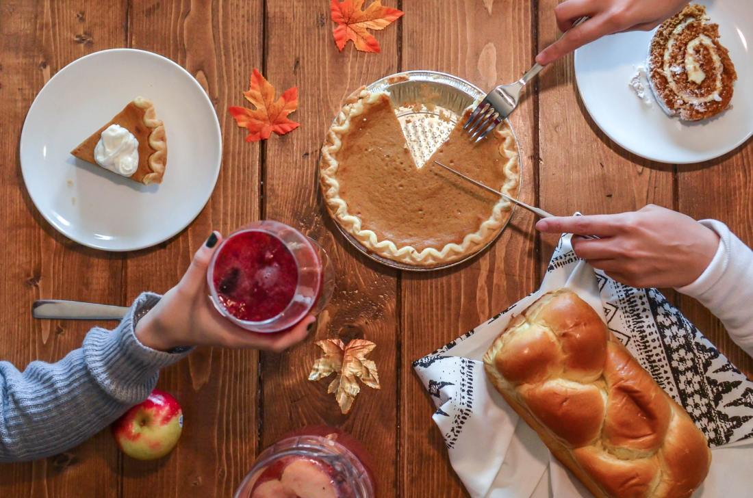 Thanksgiving brunch 2019